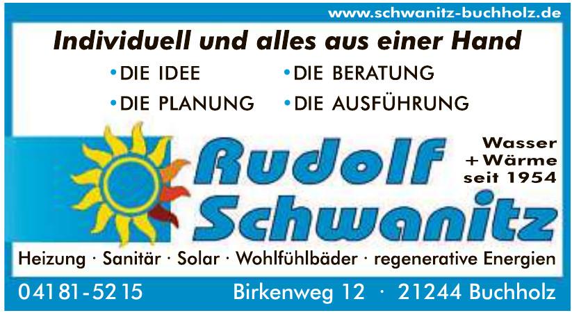 Rudolf Schwanitz