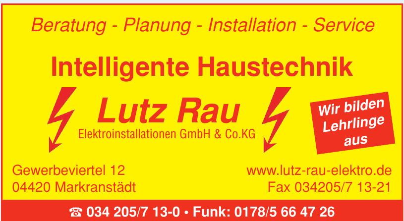 Lutz Rau Elektroinstallationen GmbH & Co.KG