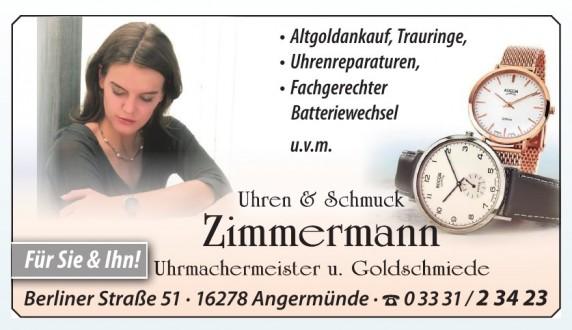 Uhren & Schmuck Zimmermann