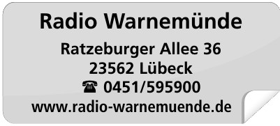 Radio Warnemünde