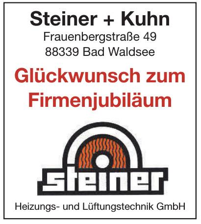 Steiner + Kuhn Heizungs- und Lüftungstechnik GmbH
