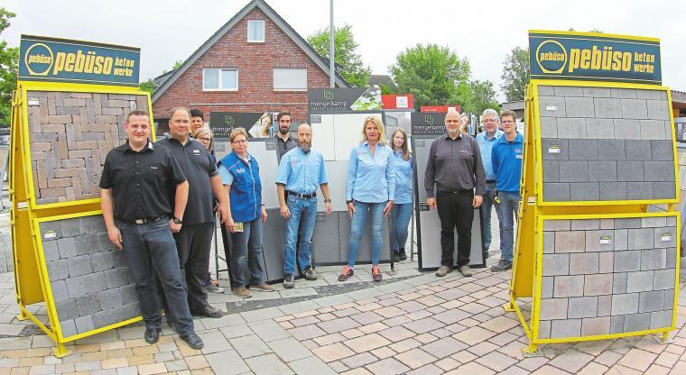 Neben dem Fachmarkt bilden Baustoffe für Haus und Garten das zweite Standbein der BTL-Kette.
