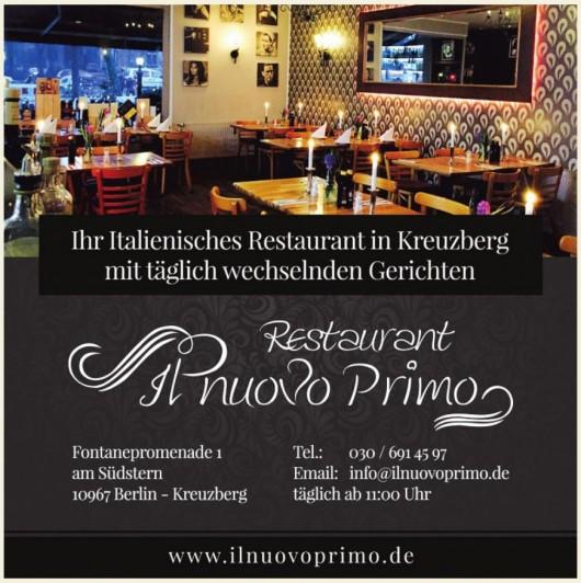 Ilnuovo Primo Restaurant
