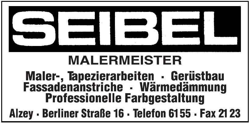 Seibel Malermeister