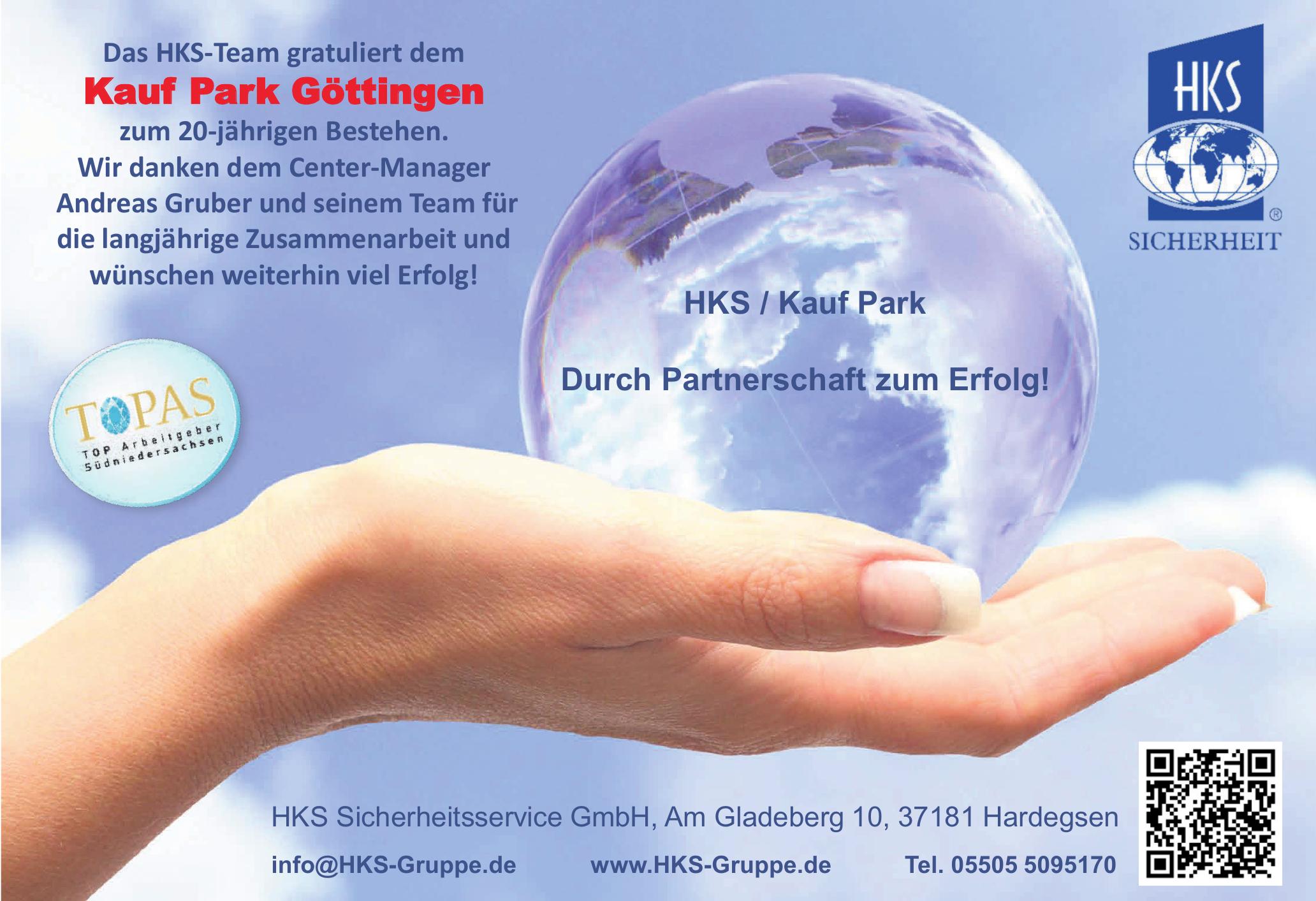 HKS Sicherheitsservice GmbH