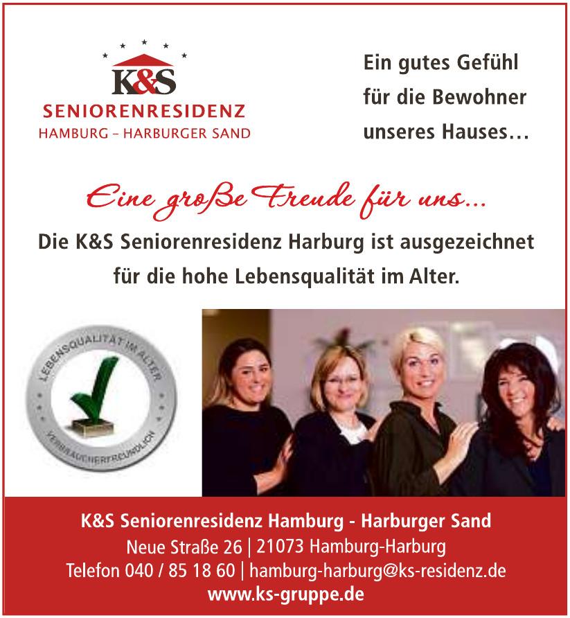 K&S Seniorenresidenz Hamburg - Harburger Sand