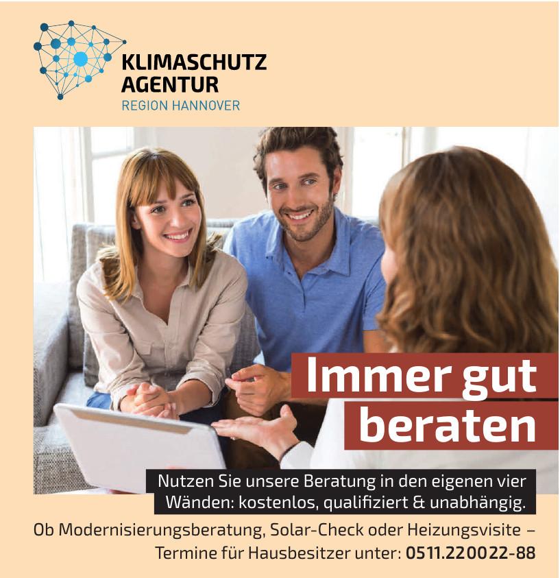 Klimaschutz Agentur Region Hannover