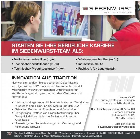 Christian Karl Siebenwurst GmbH & Co.KG