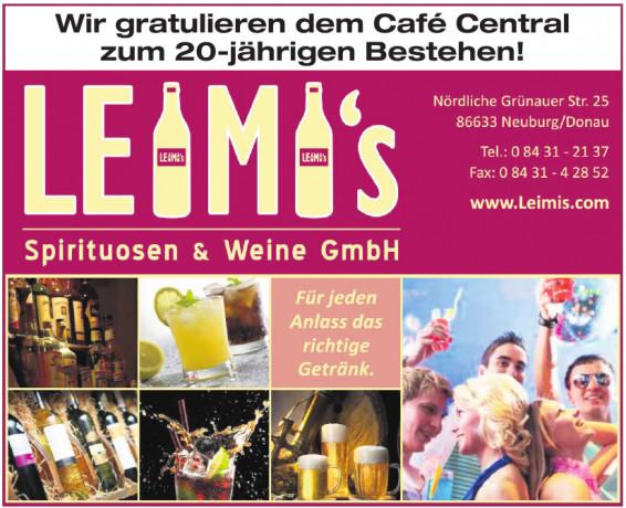 Leimi's Spirituosen & Weine