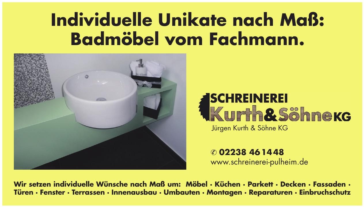 Schreinerei Kurth & Söhne KG