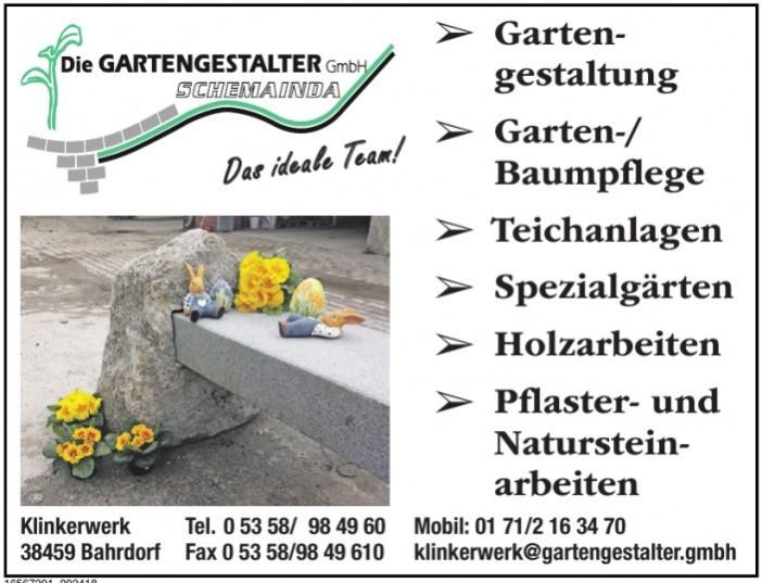 Die Gartengestalter GmbH