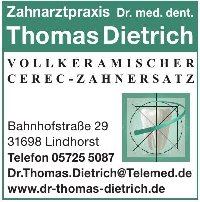 Zahnarztpraxis Dr. Thomas Dietrich