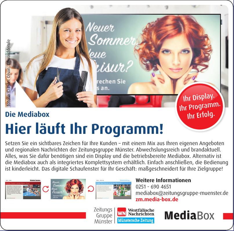 Die Mediabox