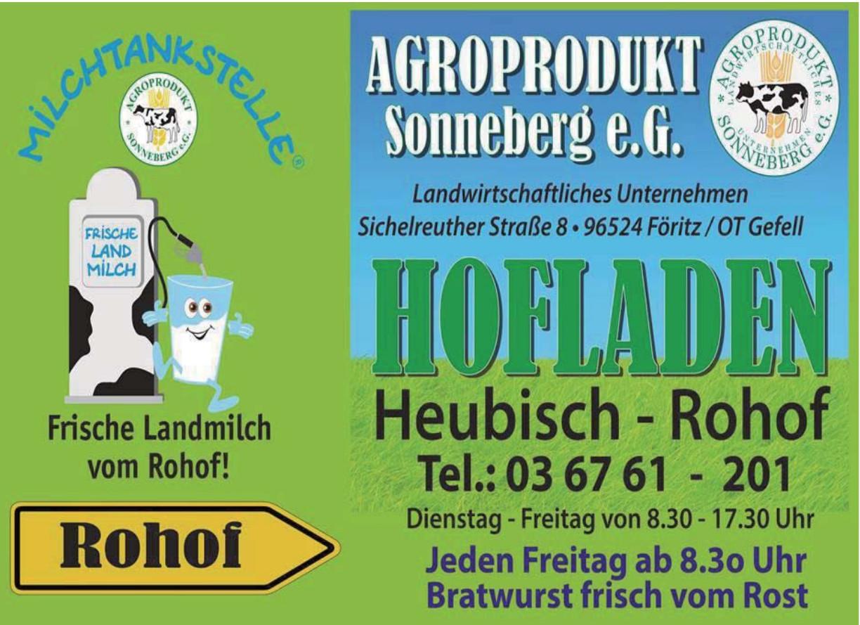 Agroprodukt Sonnenberg e.G.