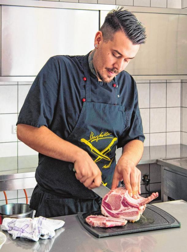 André Goelbert ist seit März Küchenchef des Restaurants.