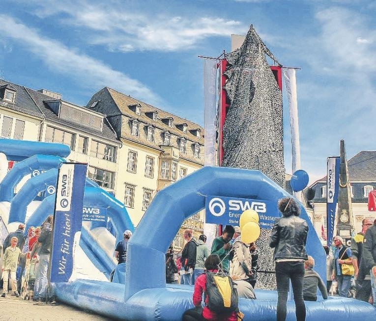Viele Mitmach-Aktionen werden für den Nachwuchs vorbereitet Bild: Randolf Bunge/city-marketing bonn e. V.