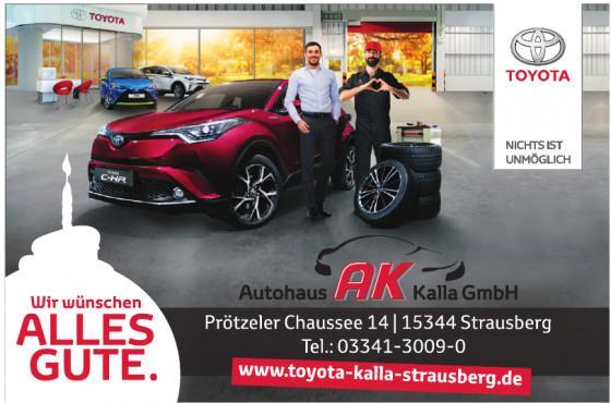 Autohaus Kalla GmbH