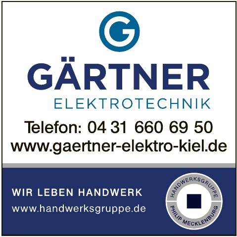 Gärtner Elektrotechnik