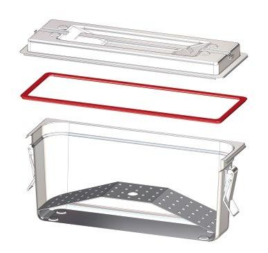 Abb. 3: Gewinnerprodukt der ContaminExpo in Paris: Die EasyMop GMP Box – das erste benutzerunabhängige, reproduzierbare Reinraumreinigungssystem © Pfennig Reinigungstechnik