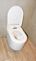 Hilfreich: Dusch-WCs.