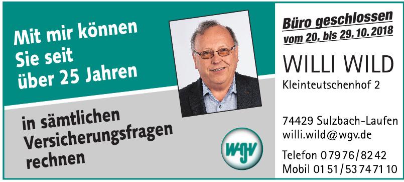 Willi Wild
