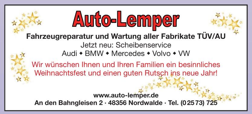 Auto-Lemper