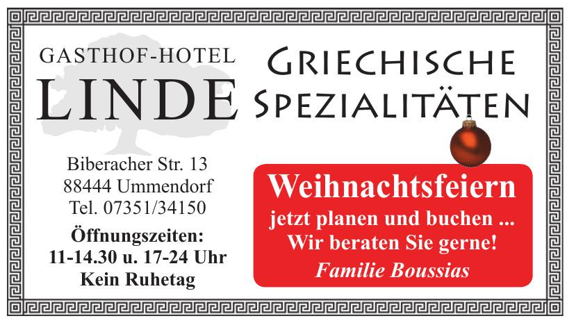 Gasthof-Hotel Linde