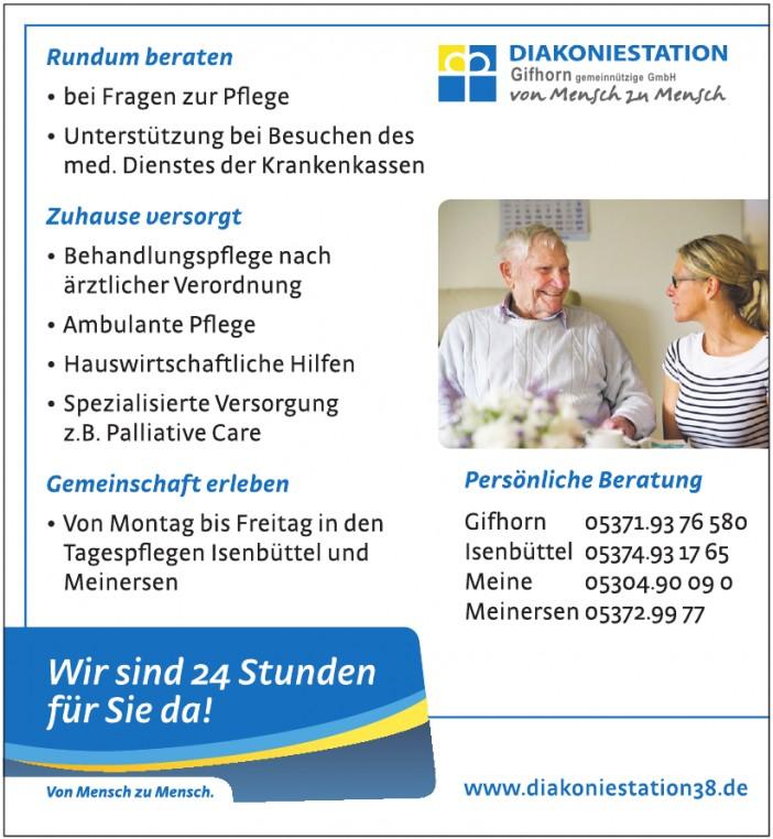 Diakoniestation Gifhorn gemeinn ützige GmbH