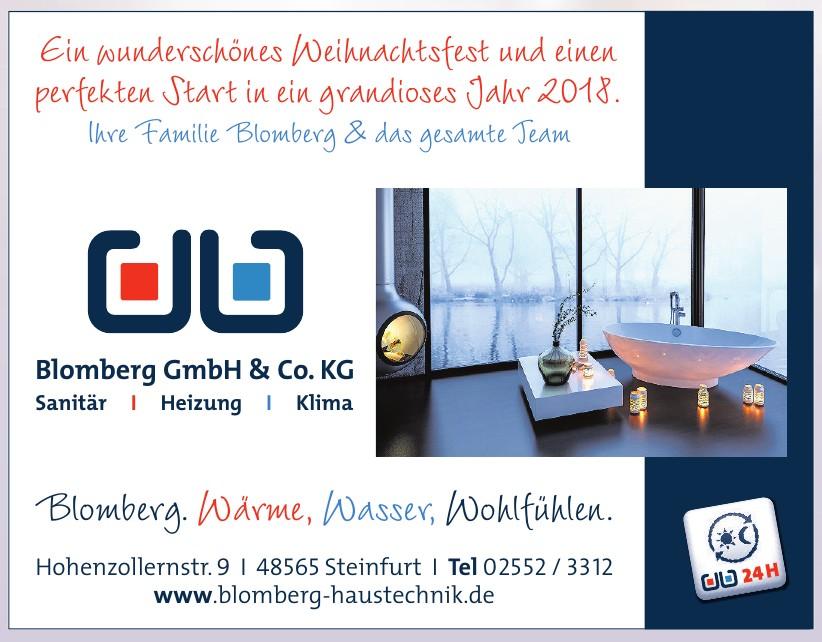 Blomberg GmbH & Co. KG