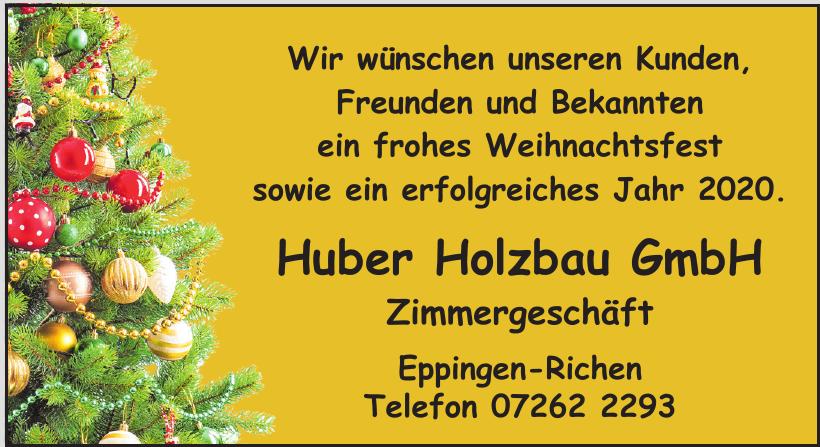 Huber Holzbau GmbH