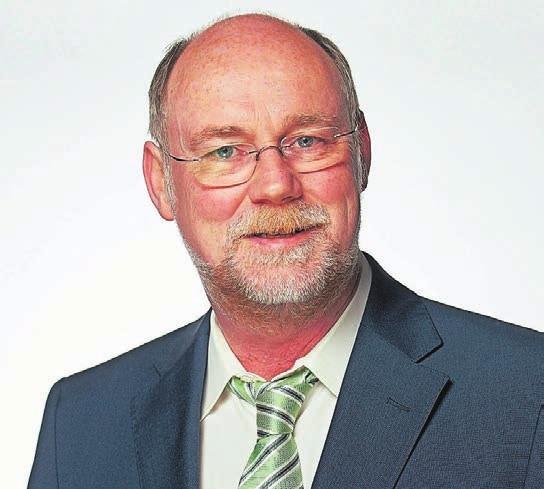 Hans-Ulrich Vaupel, Obermeister der Wuppertaler Sanitär-, Heizungs- und Klima-Innung.