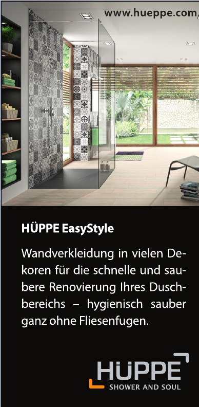 Hüppe EasyStyl