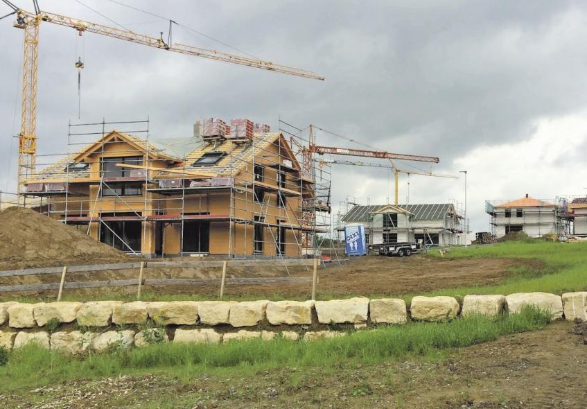 Der Wunsch nach Bauplätzen in der Samtgemeinde Brome ist nach wie vor groß.