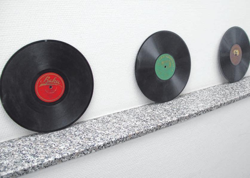 Das Tonstudio bietet ein ganz besonderes Klangerlebnis – auch zur Vorführung von modernen Heimkinos ist es geeignet. FOTOS: MICHAEL MADER
