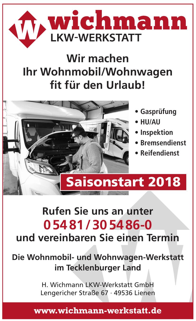 H. Wichmann LKW-Werkstatt GmbH