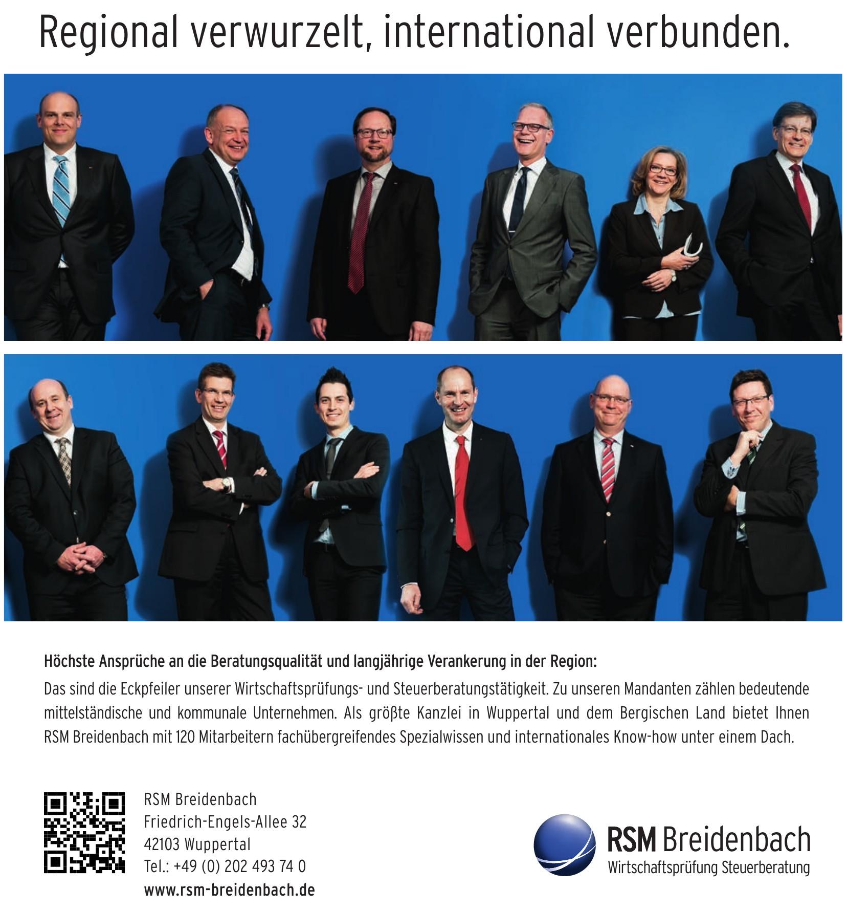 RSM Breidenbach