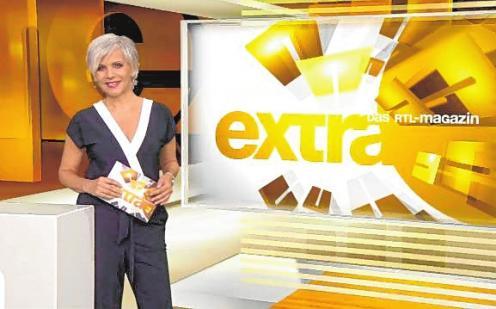 "Bereits seit 1994 moderiert Birgit Schrowange ""Extra – Das RTL-Magazin"". BILD: MG RTL D"