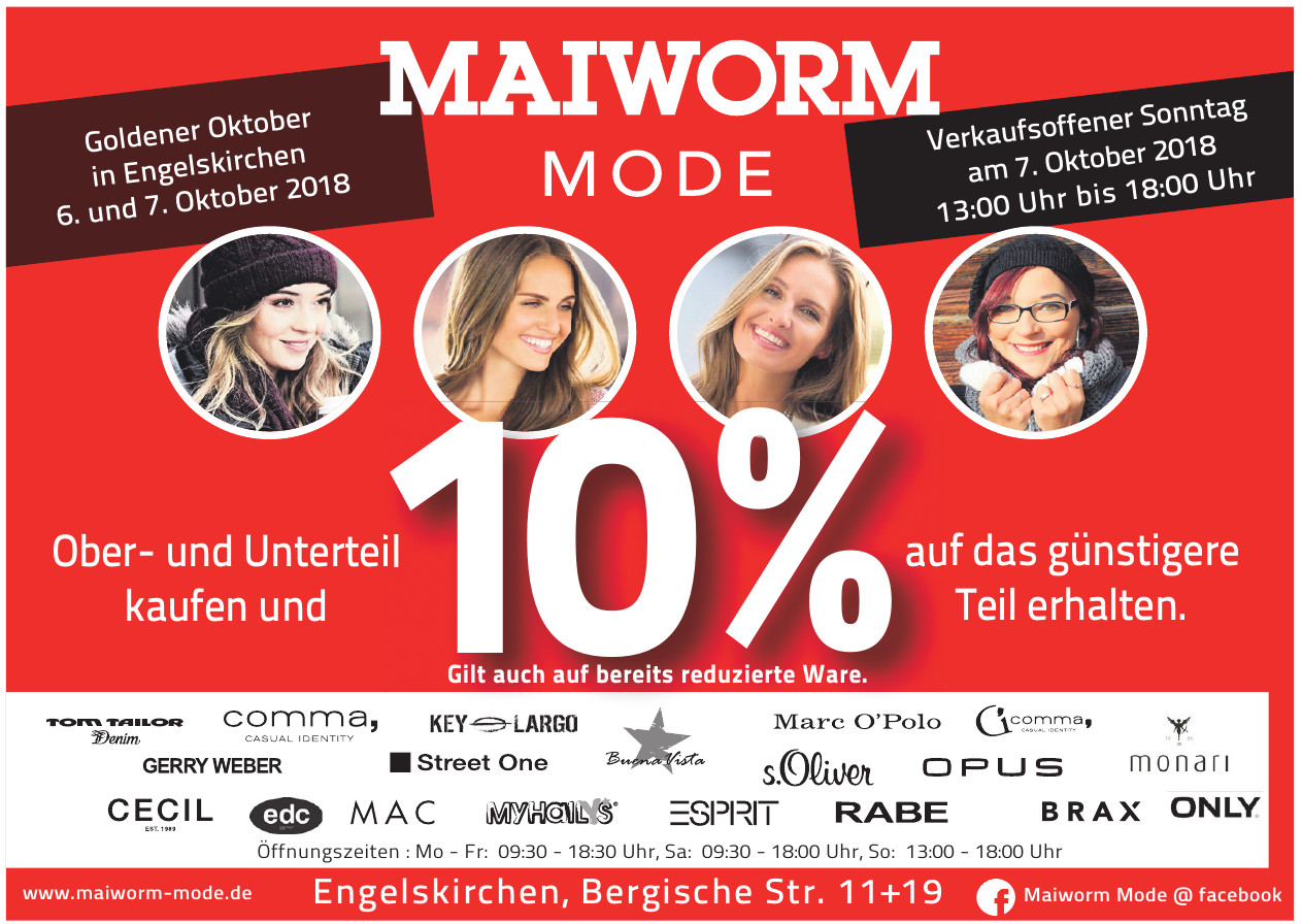 Maiworm Mode
