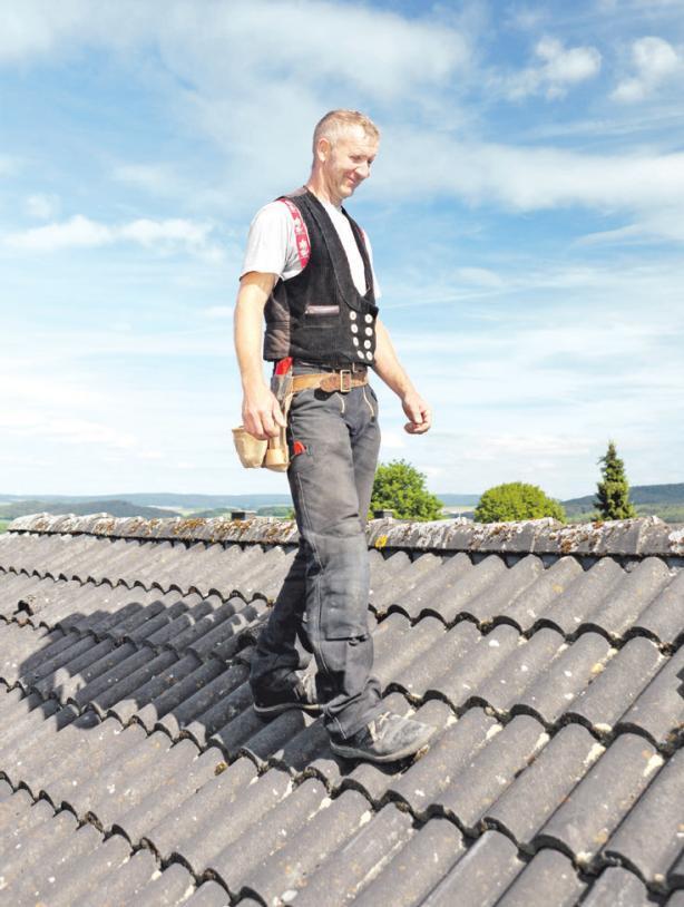 Brutto Einstiegsgehalt Dachdecker