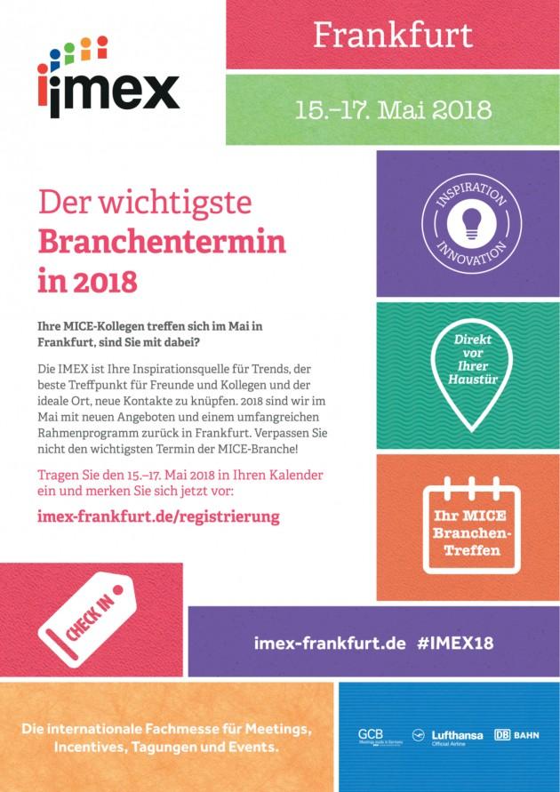 IMEX Frankfurt