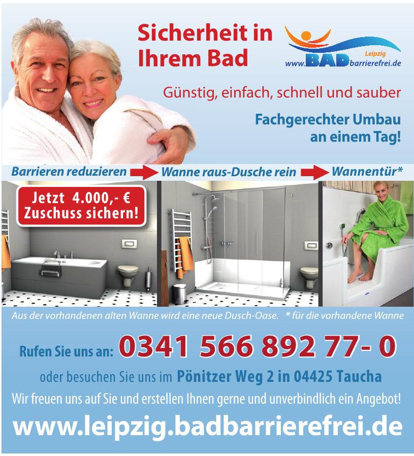 BADbarrierefrei Leipzig