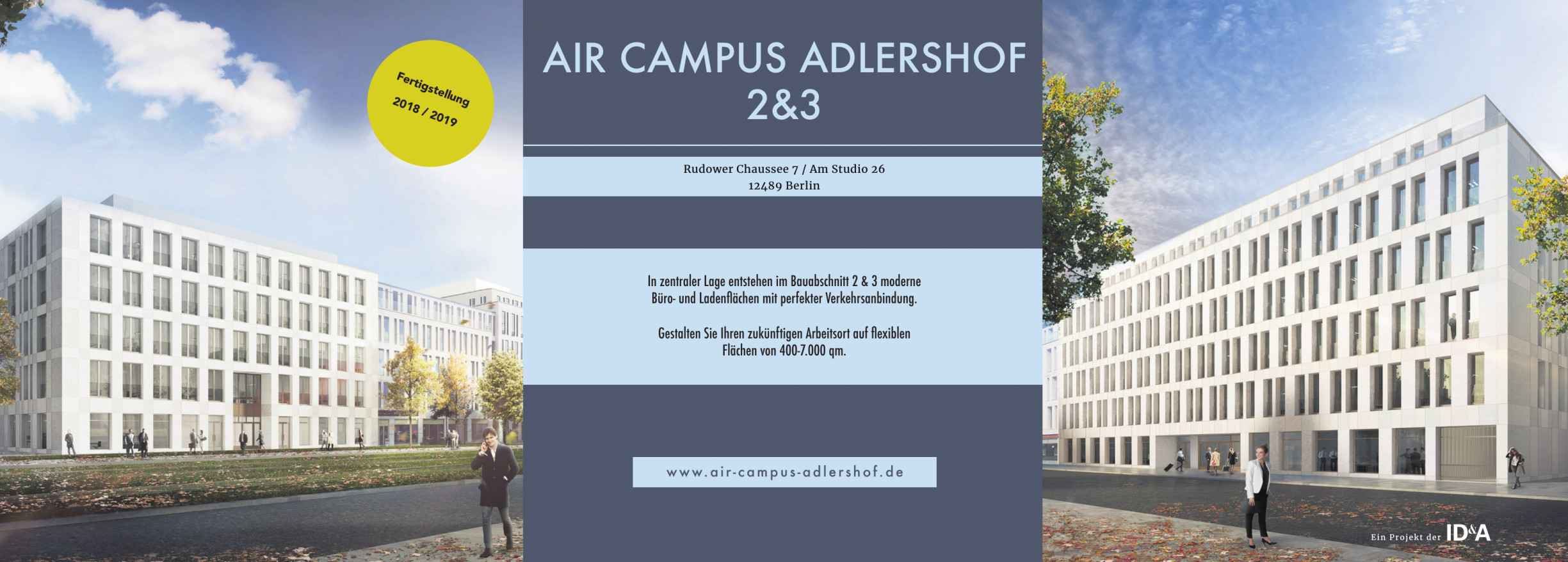 AIR CAMPUS ADLERSHOF 2&3