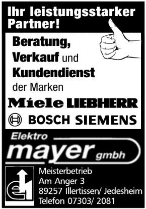 Elektro Mayer GmbH