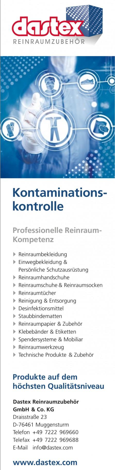 Dastex Reinraumzubehör GmbH & Co. KG