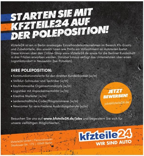 kfzteile24 GmbH