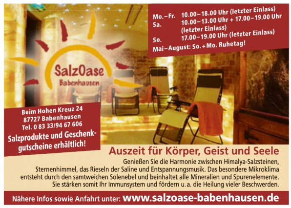 SalzOase Babenhausen