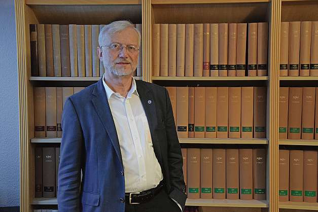 Rechtsanwalt Wolfgang Frese. FOTO: VMN
