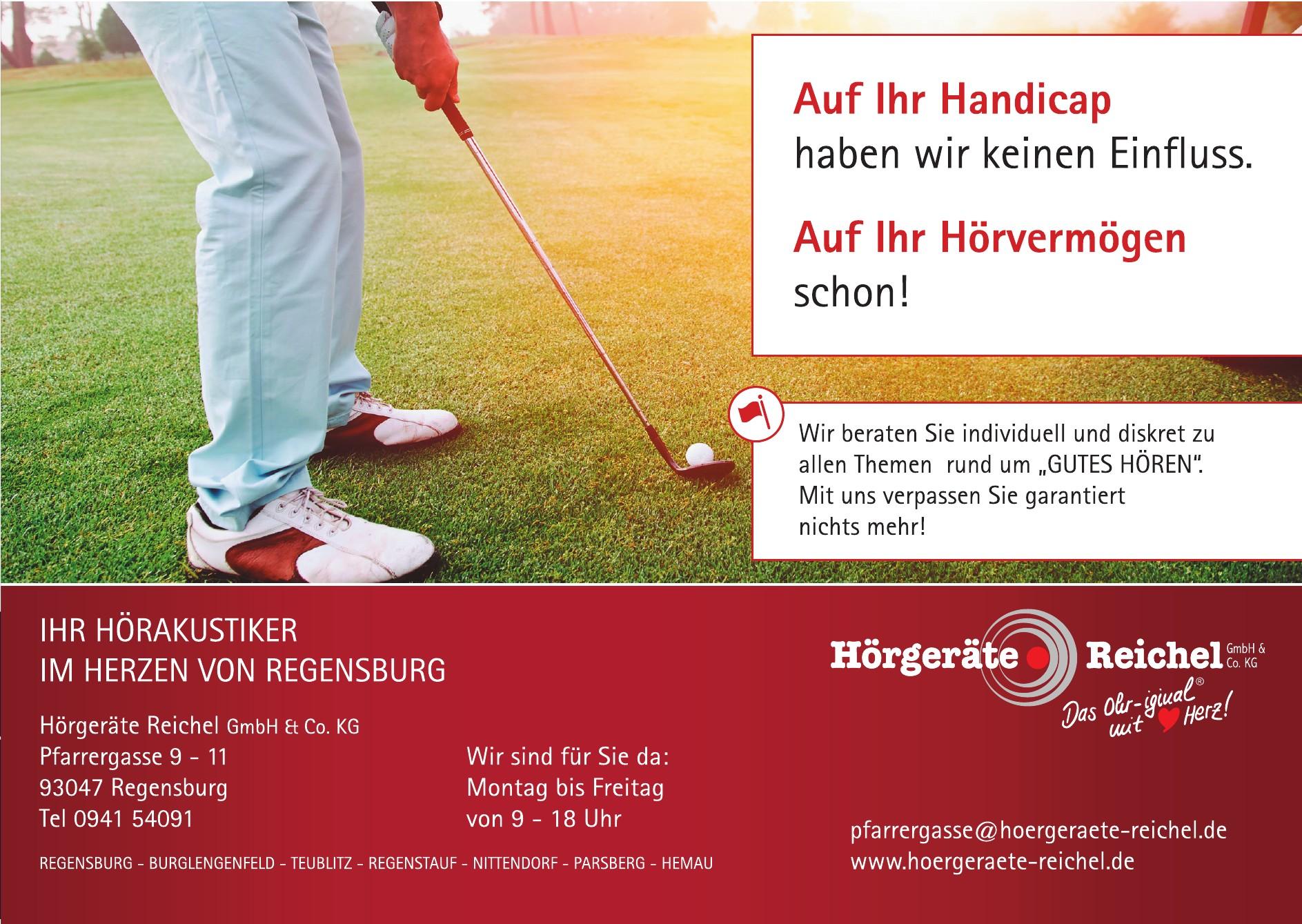 Hörgeräte Reichel GmbH & Co. KG