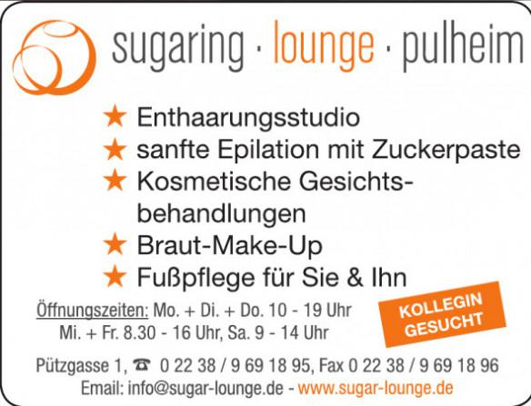 sugaring lounge pulheim