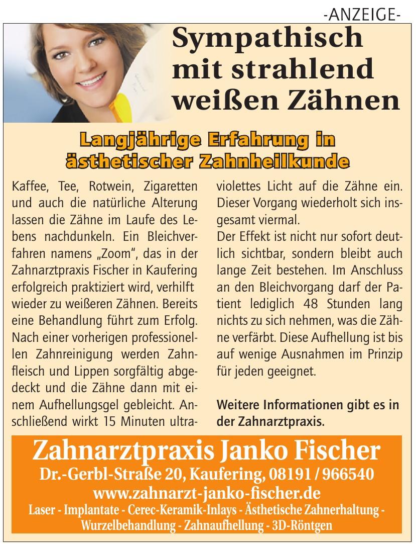 Zahnarztpraxis Janko Fischer